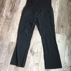 Maternity scrub pants size L